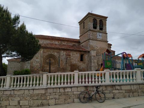 Ibeas de Juarros - Santa María del Invierno