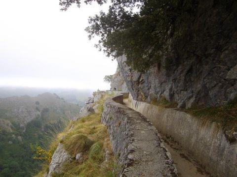 El Puente - El Juncal - Las Nieves - El Puente