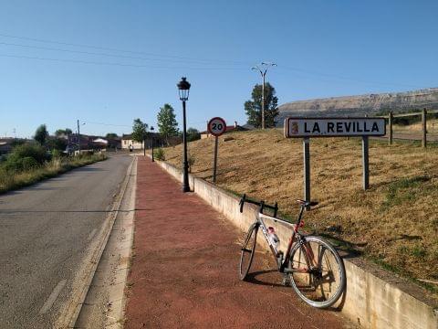 Barbadillo de Herreros - La Revilla - Huerta de Abajo (03/08/19)