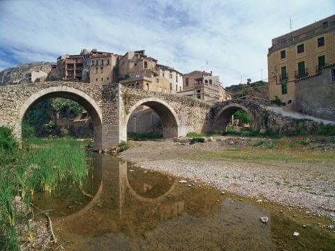 Priorat (La Vilella Baixa - Gratallops - Escaladei - La Vilella Baixa)