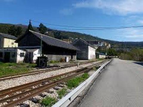 Antigua estación del Ponfeblino