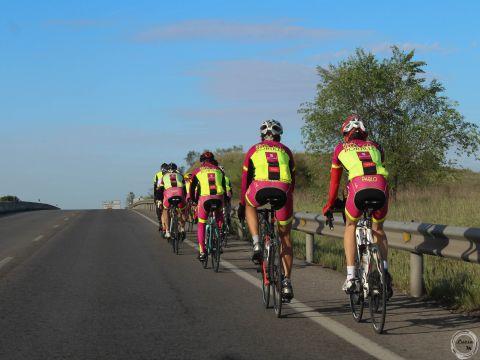 Por el valle del Jarama con el RVC Portillo