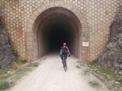 Camino de Cortes - Sierra de Alcaraz