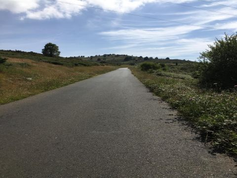 Castropol - Cascada del Cioyo (Carretera)