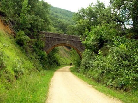 Vía Verde Santa Cruz de Campezo – Maeztu