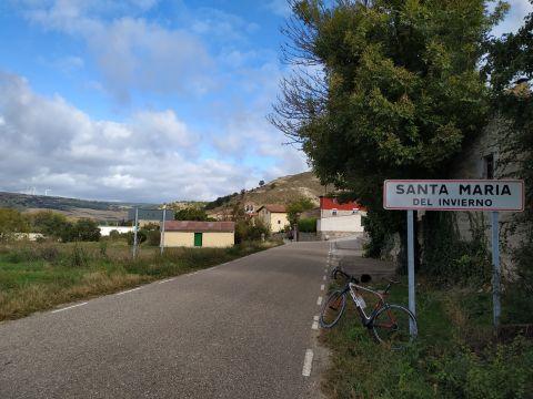 Ibeas de Juarros - Santa María del Invierno (12/10/20)