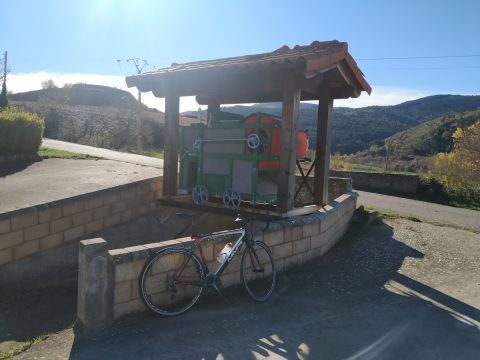 Ibeas de Juarros - San Vicente del Valle (12/11/20)