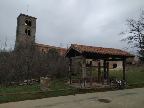 Ibeas de Juarros - Jaramillo de la Fuente (17/12/20)