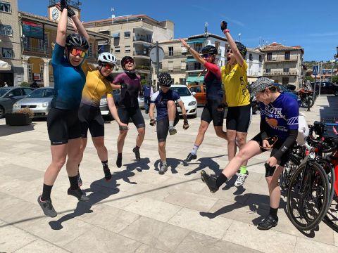 8M Mujeres en Bici