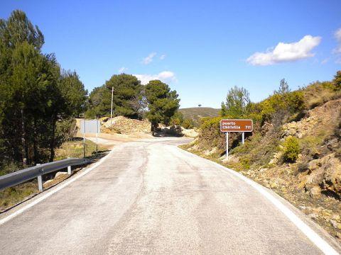 Godella - Gátova - Chirivillas - Montmayor - Alcublas - Godella