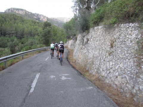 Serra de Tramuntana - Central (desde Cala Millor)