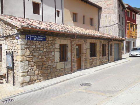 Oficina municipal de turismo de Oña