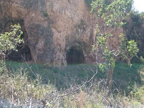 Subida a la Fuente del Acebuche