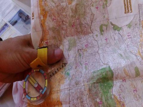 Geocaching en Ledesma