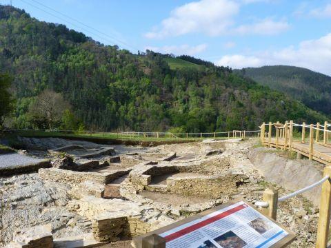 Os Castros yacimiento arqueológicoTaramundi