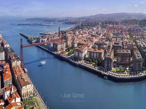 Portugalete - Artxanda (por El Vivero)