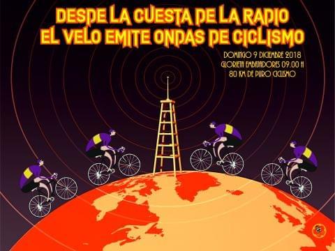 Cuesta de la Radio y San Martín de la Vega