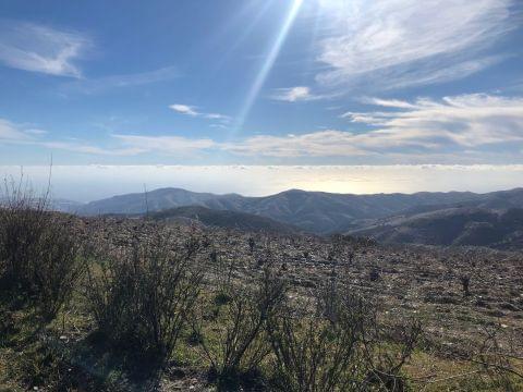 Lanjarón - Notáez - Almegíjar - Alto de la Contraviesa