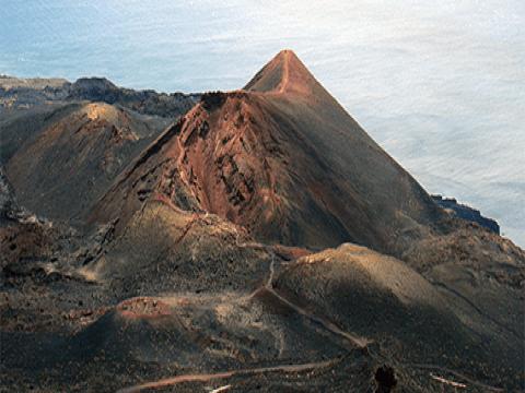 Media vuelta a La Palma por el Sur